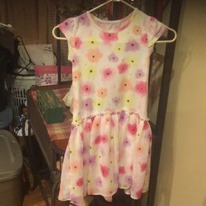 Girls size 7 dress good used condition